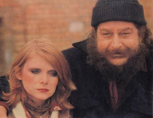 Chioggia. Con Maggie Ray, gennaio 1975