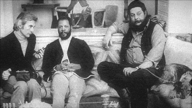 Franco Fayenz, Coleman e Harloff, intervista per Il Tempo, Milano, aprile 1974 copia
